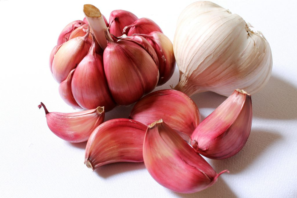 Garlic is good for asthma
